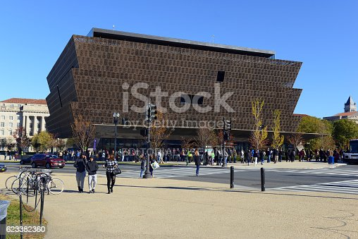 istock National Museum of African American History 623382360
