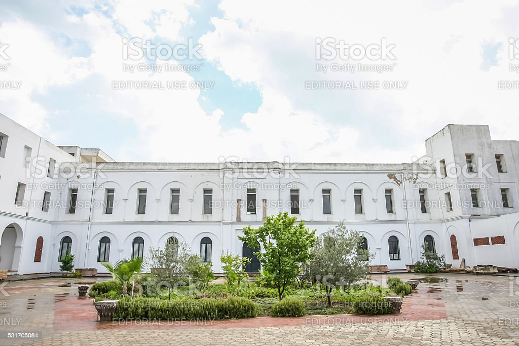 National Museum of Carthage stock photo