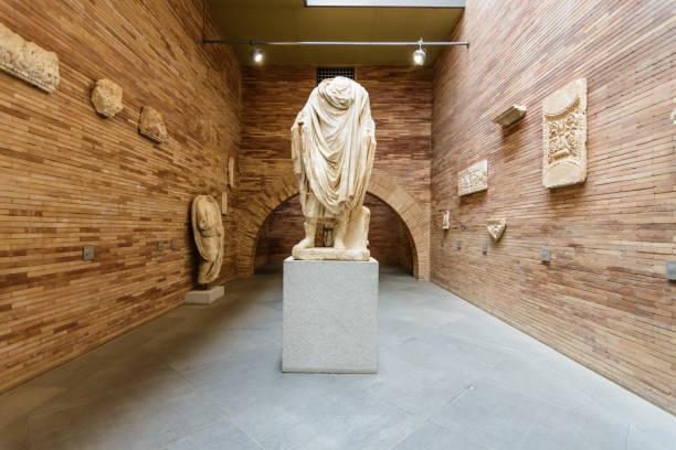 Museo Nacional de arte romano - foto de stock