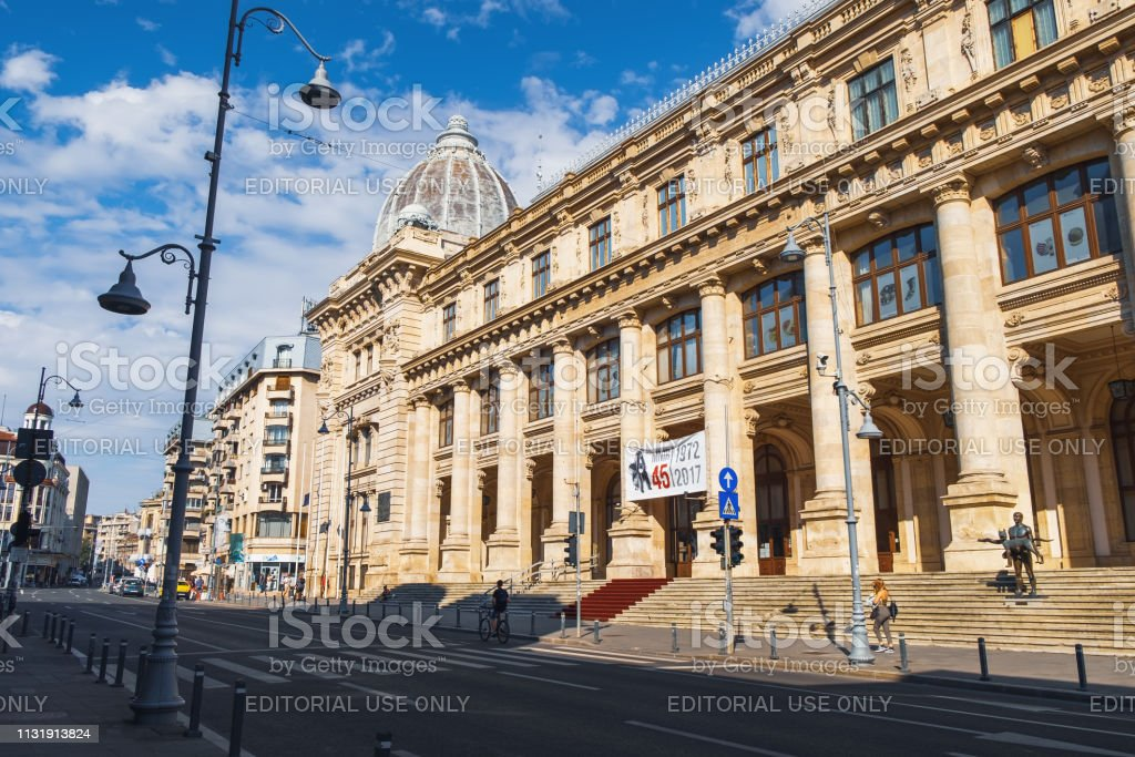 National Museum Of Romanian History In Bucharest Stock Photo Download Image Now Istock