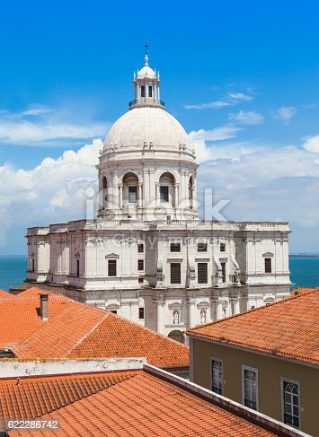 National Pantheon (The Church of Santa Engracia) is a 17th-century monument of Lisbon, Portugal
