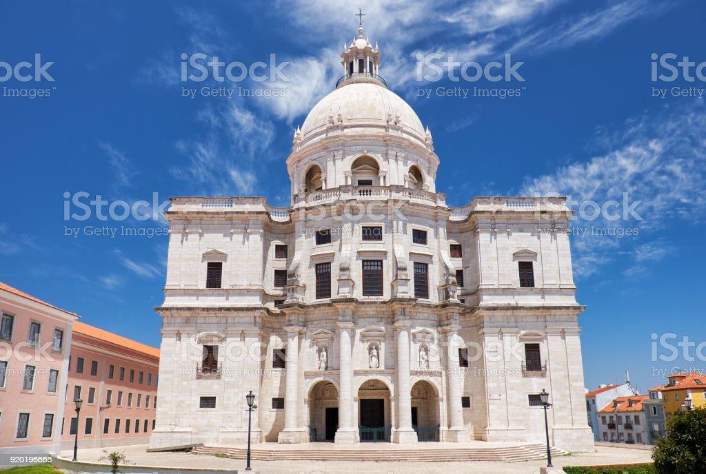 Nationalen Pantheon. Lissabon. Portugal. – Foto