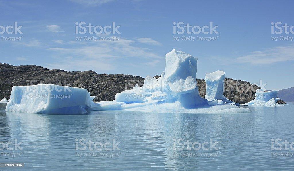 National Park Los Glaciares, Argentina royalty-free stock photo