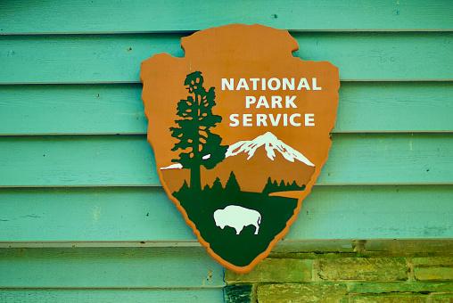 National Park Serivce Shield