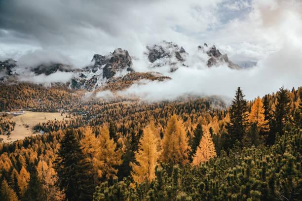 National park Tre Cime di Lavaredo, Dolomiti alps, South Tyrol, Auronzo, Italy, Europe.