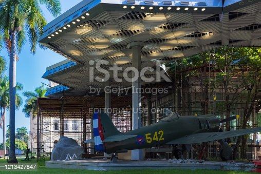 istock National revolution museum in Havana Cuba - Serie Cuba Reportage 1213427847