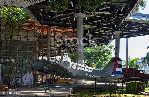 istock National revolution museum in Havana Cuba - Serie Cuba Reportage 1213427967