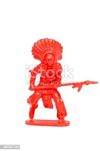 istock Native Leader 185267245