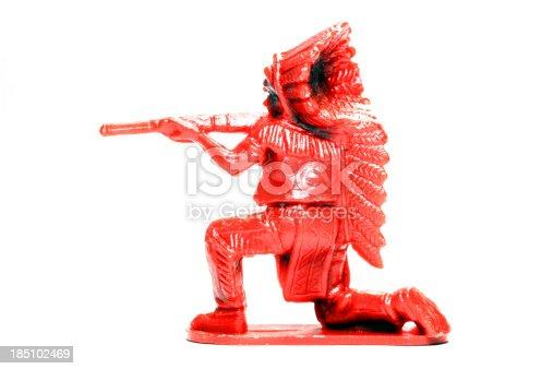 istock Native Sharpshooter 185102469