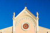 Nativita Beata Vergine Maria (Nativity Blessed Virgin Mary) Church in Portoferraio, Italy