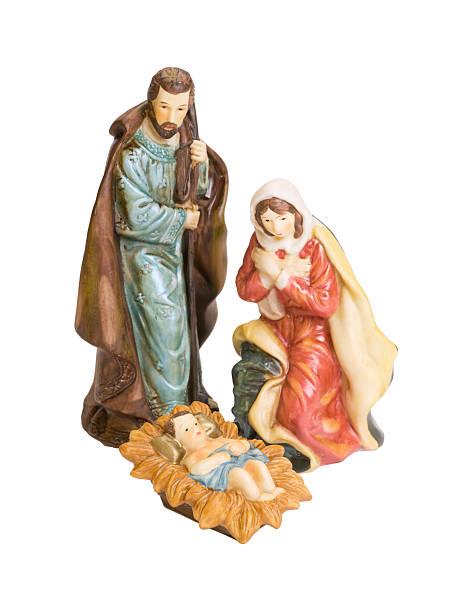 Nativity Mary Joseph Baby Jesus Stock Photo Download Image Now Istock