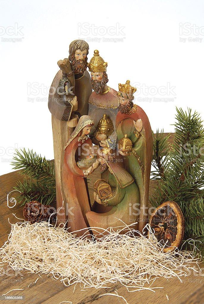 Nativity royalty-free stock photo