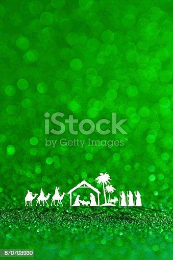 istock Nativity 870703930
