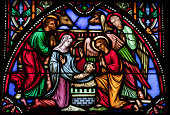 istock Nativity Scene 178366724