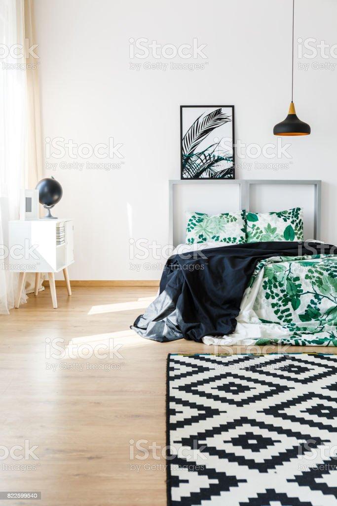 Natürliche Accessoires Im Schlafzimmer Stockfoto und mehr ...