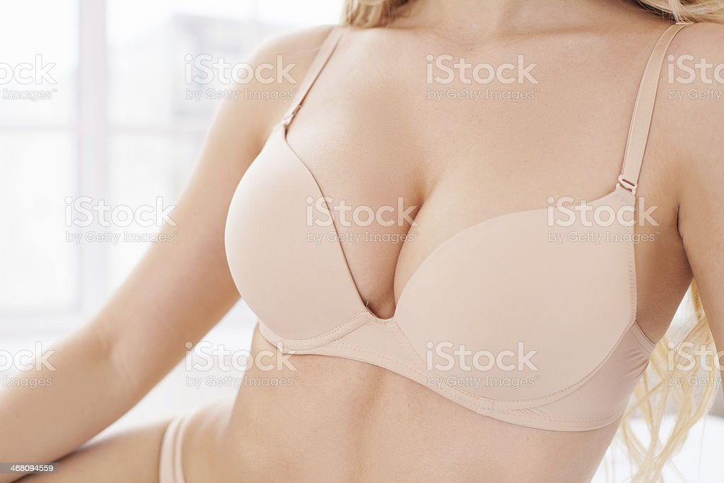 Natural and beautiful. stock photo