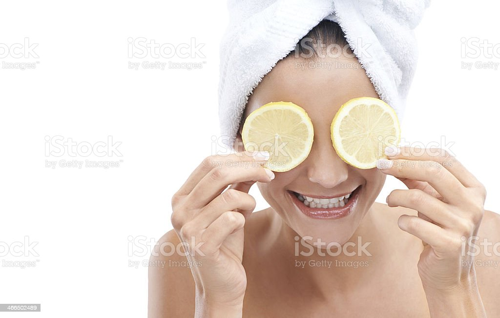 Natural anti-aging options royalty-free stock photo