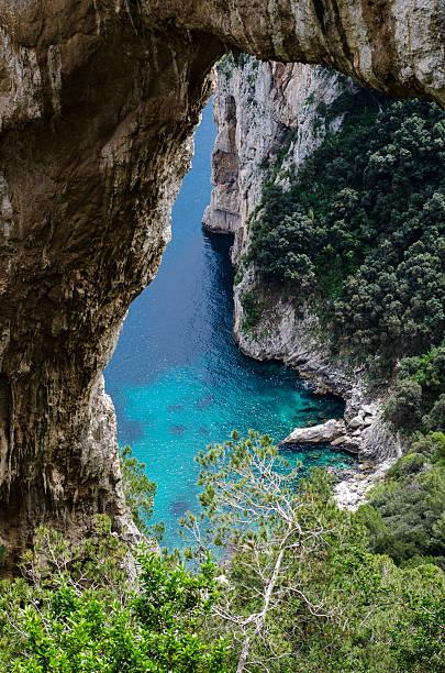 Arco Natural - foto de stock