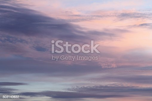 istock Natural background of sky 503140632