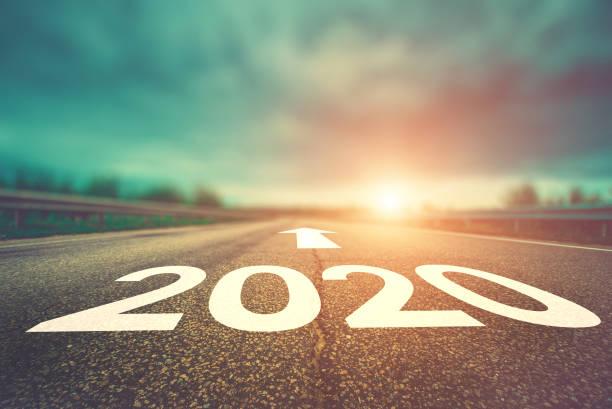 2020 natürlicher Hintergrund – Foto