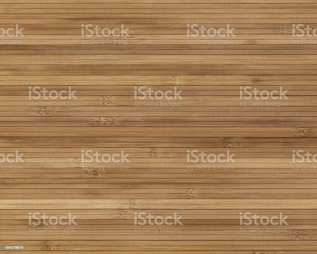 natural bamboo strips stock photo