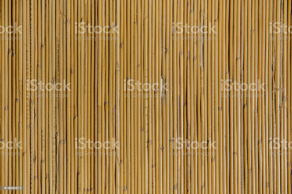 Natural bamboo textured - foto stock