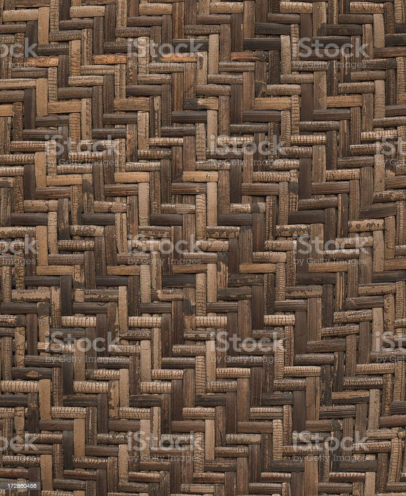 natural basket weave texture royalty-free stock photo