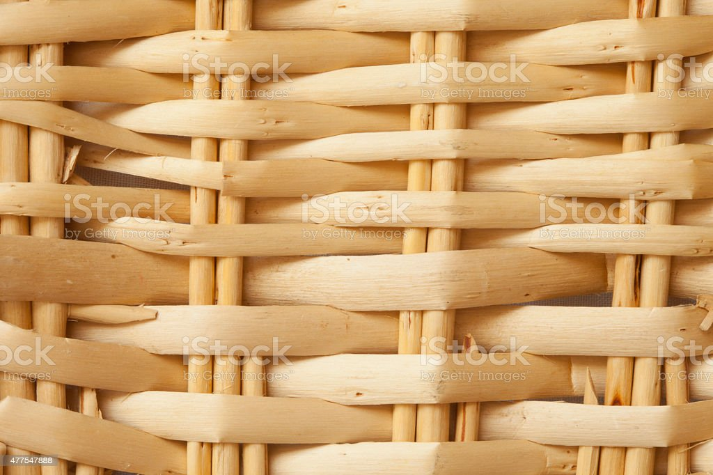 natural basket weave texture stock photo