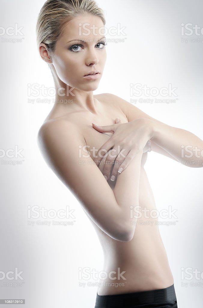 Natural Beauty (XXXL) royalty-free stock photo
