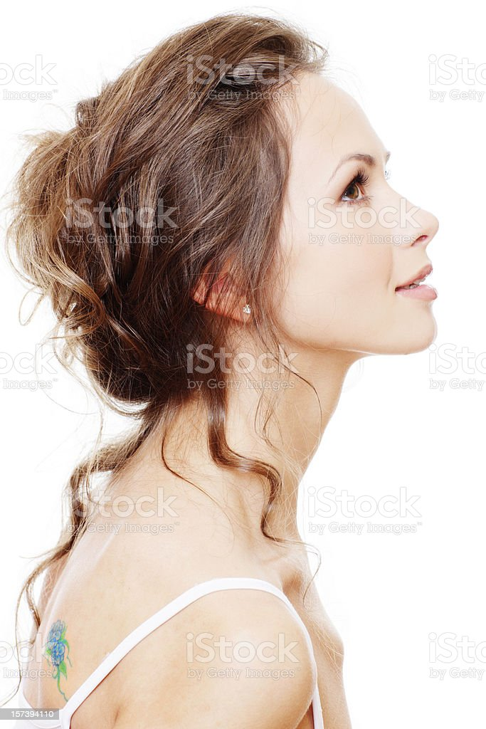 Natural  beauty stock photo