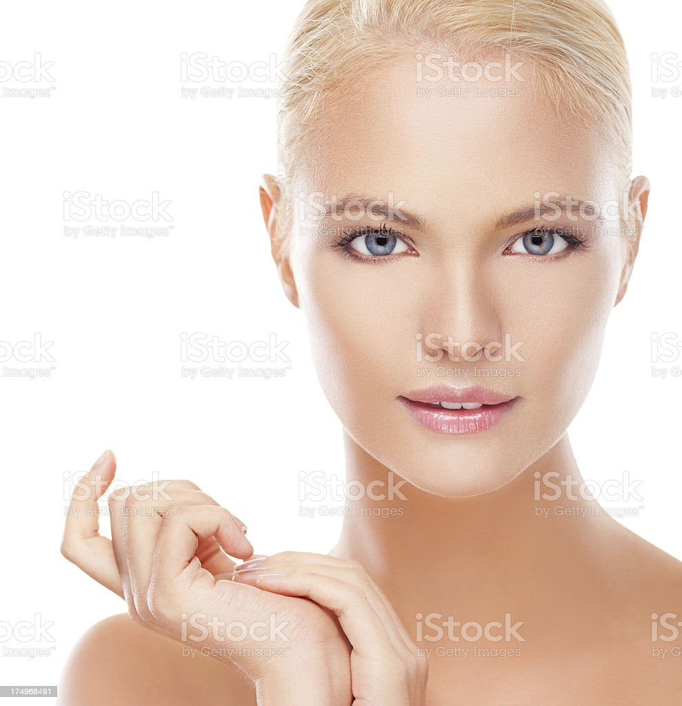 Identity Is Beauty For Sickymagazine Com Photography Lobke: Natural Beauty Stock Photo
