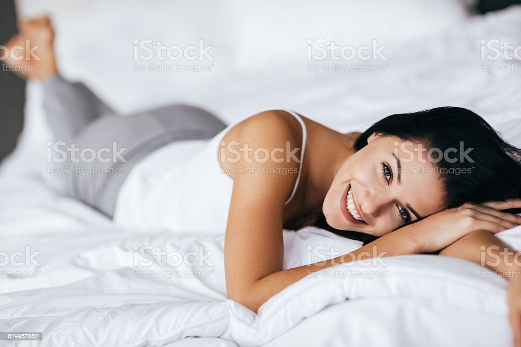 Natural beauty. stock photo