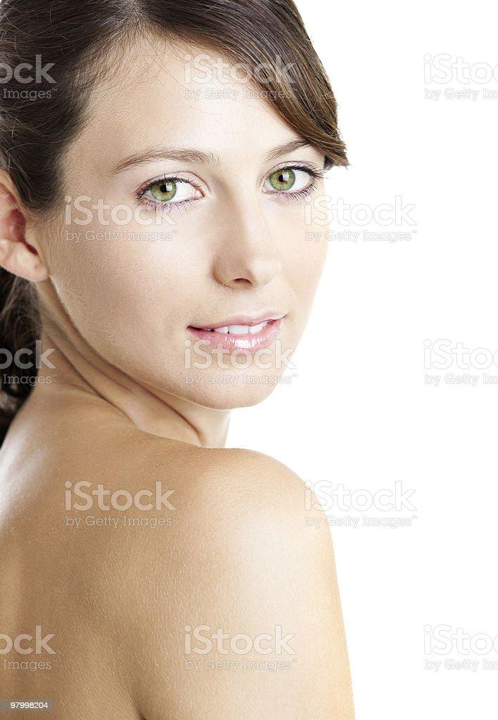 Natural Beauty royalty free stockfoto