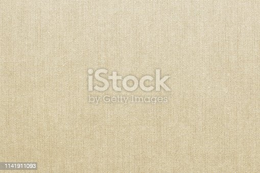 istock natural beige colored linen texture or vintage canvas background 1141911093