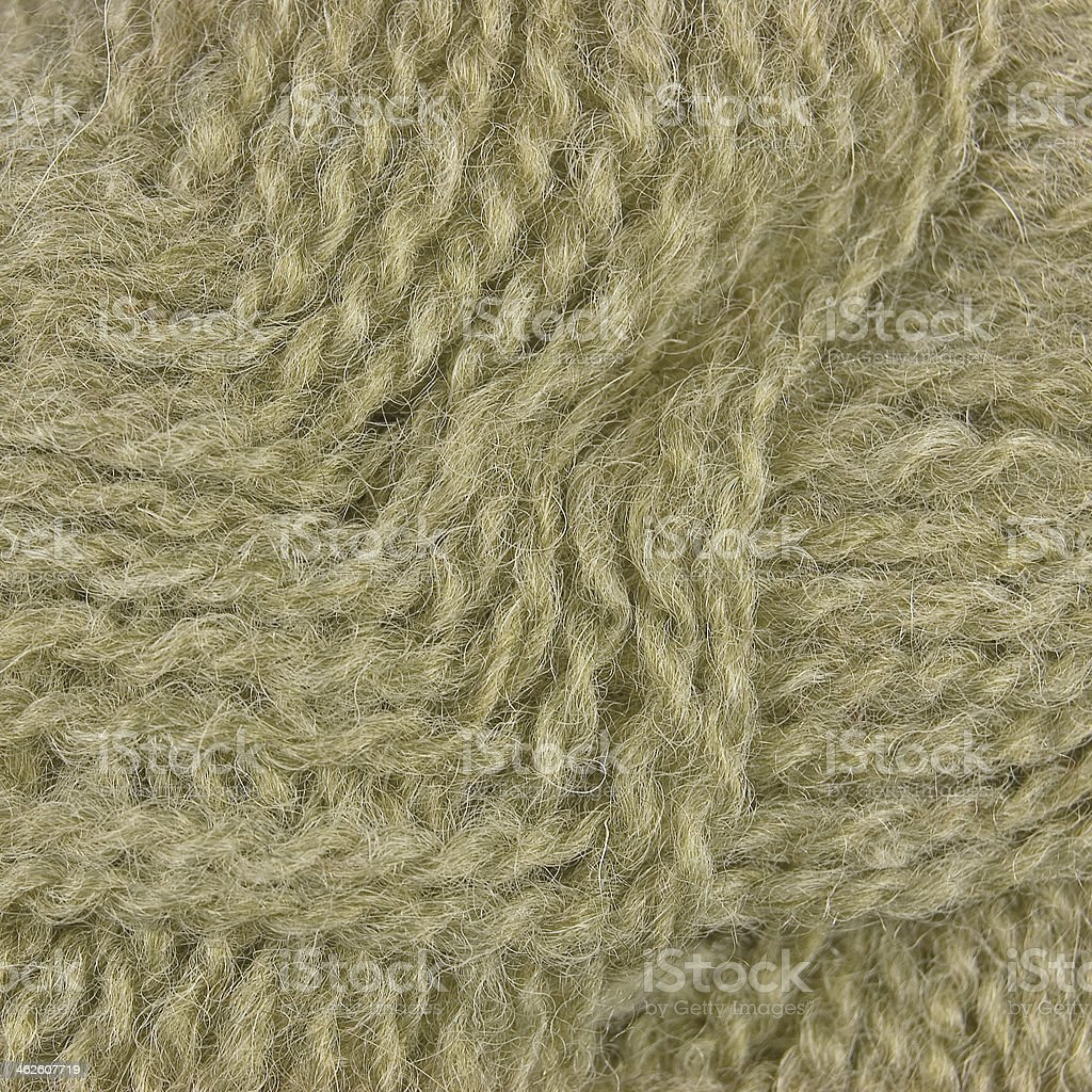 08b64a840258c8 Natural beige fine wool threads texture clew macro closeup background -  Stock image .
