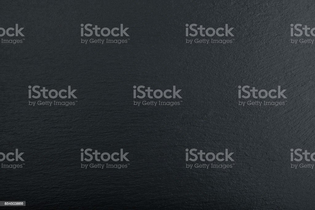natural black slate background stock photo
