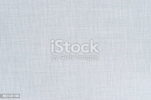 istock Natural bright linen texture 882405166