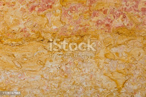 1024637226 istock photo Natural bright orange marble background for your unique project. 1128747563