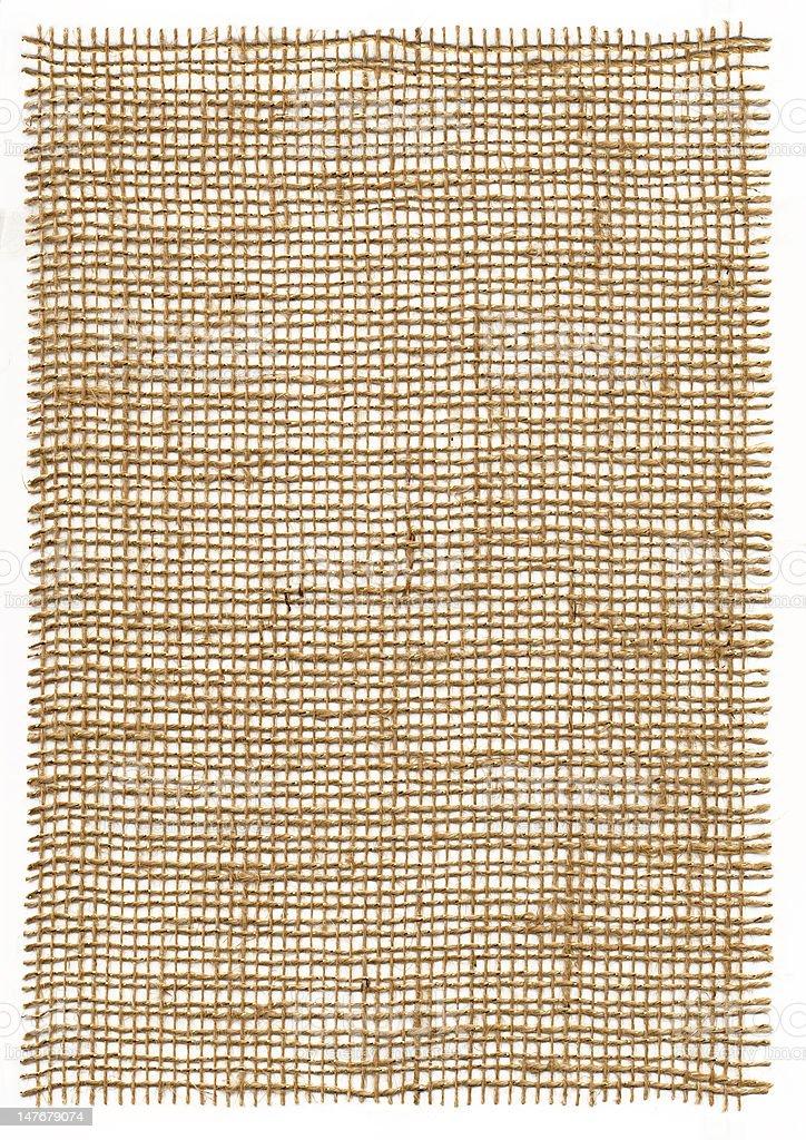 natural brown canvas royalty-free stock photo