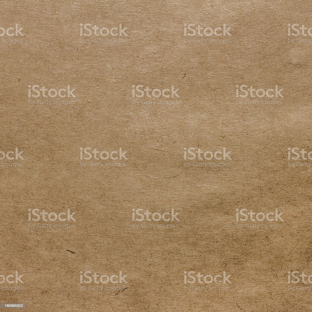 Natural brown recycled paper texture background stock photo