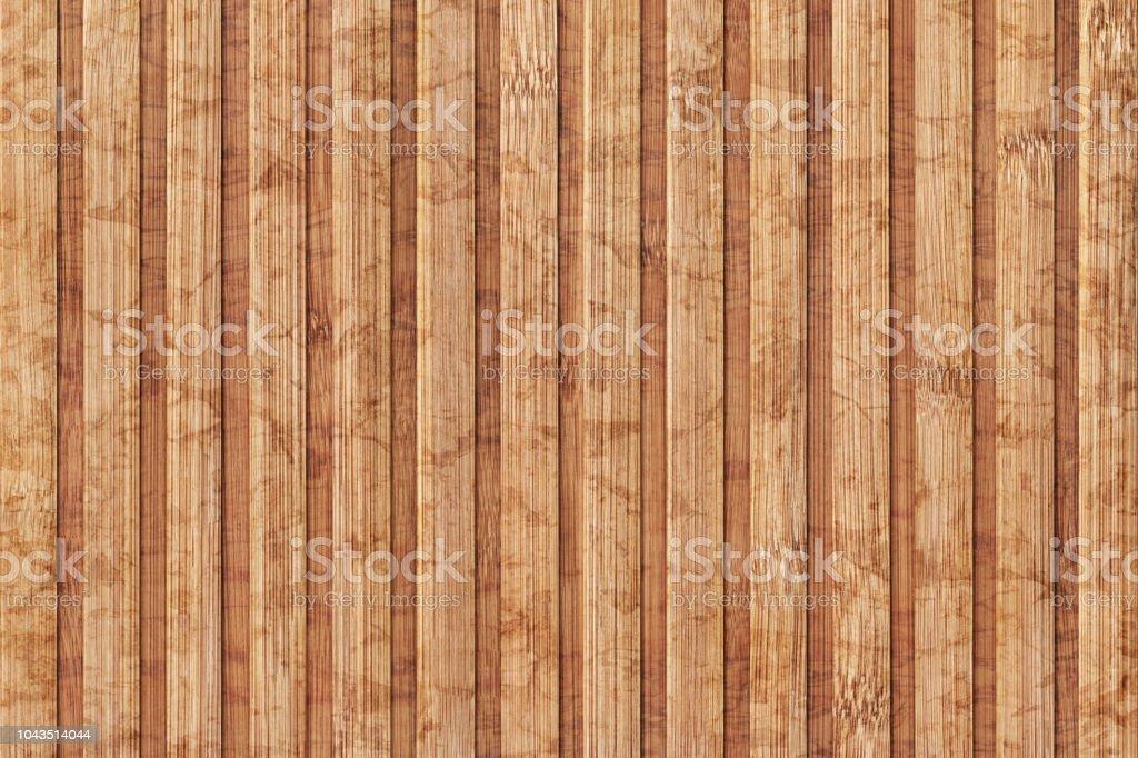 Bekannt Naturbraun Lattenrost Bambus Boden Matte Rustikale Textur BK75