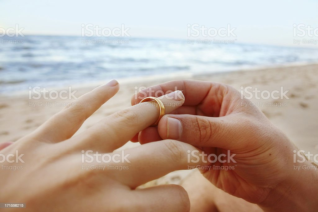 Natural Ceremony royalty-free stock photo