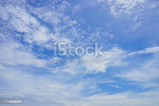 Clear Sky, Cloud - Sky, Sky, Cloudscape, Stratosphere
