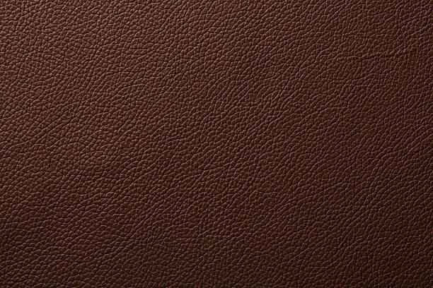 Natural dark brown leather texture Natural pattern High resolution natural dark brown  leather  texture. Brown backgrounds, natural pattern. leather stock pictures, royalty-free photos & images