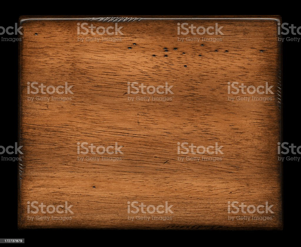 natural distressed wood block background texture stock photo