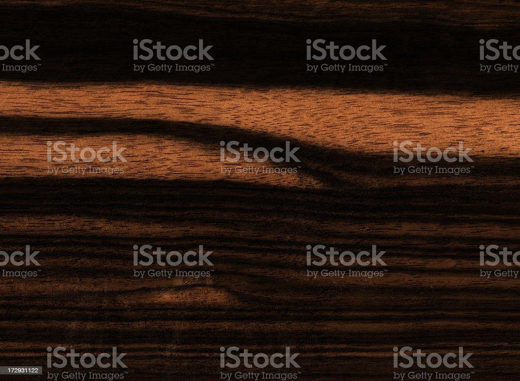 natural ebony wood royalty-free stock photo