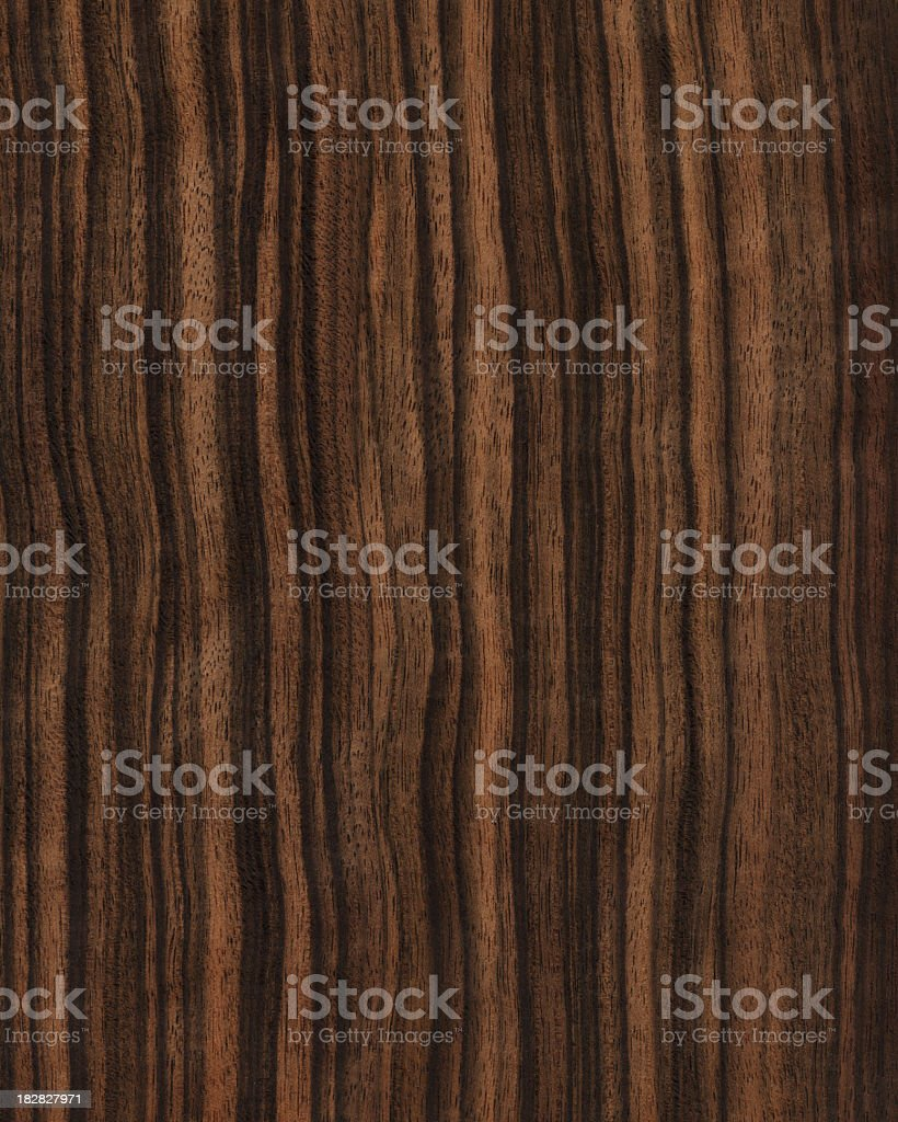 natural ebony wood royalty-free stock photo