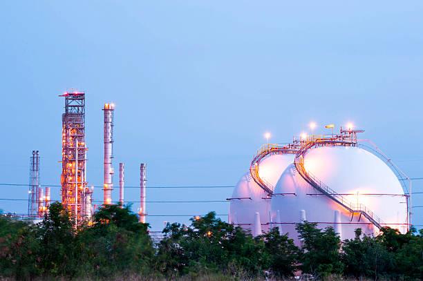 Natural Gas Tank-Tops – Foto