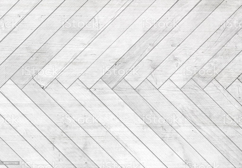 Natural gray wooden parquet herringbone. Wood texture. royalty-free stock photo