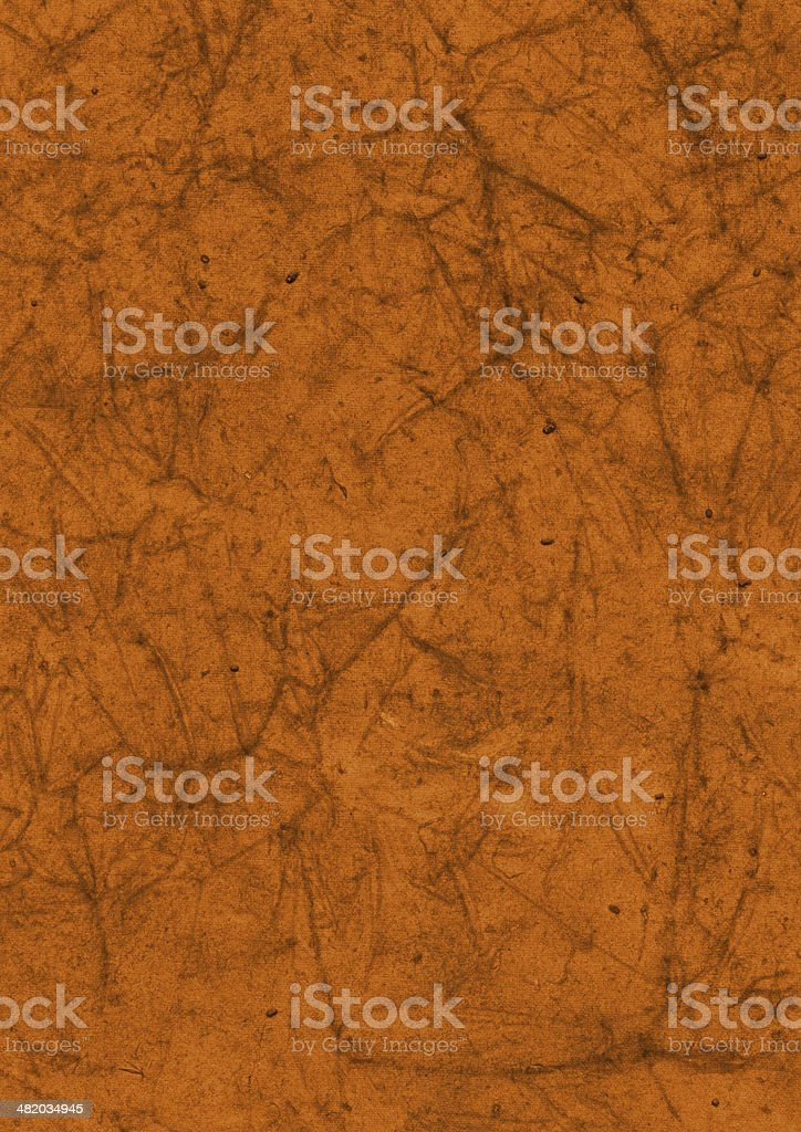 Natural grunge painted recycled paper texture stock photo